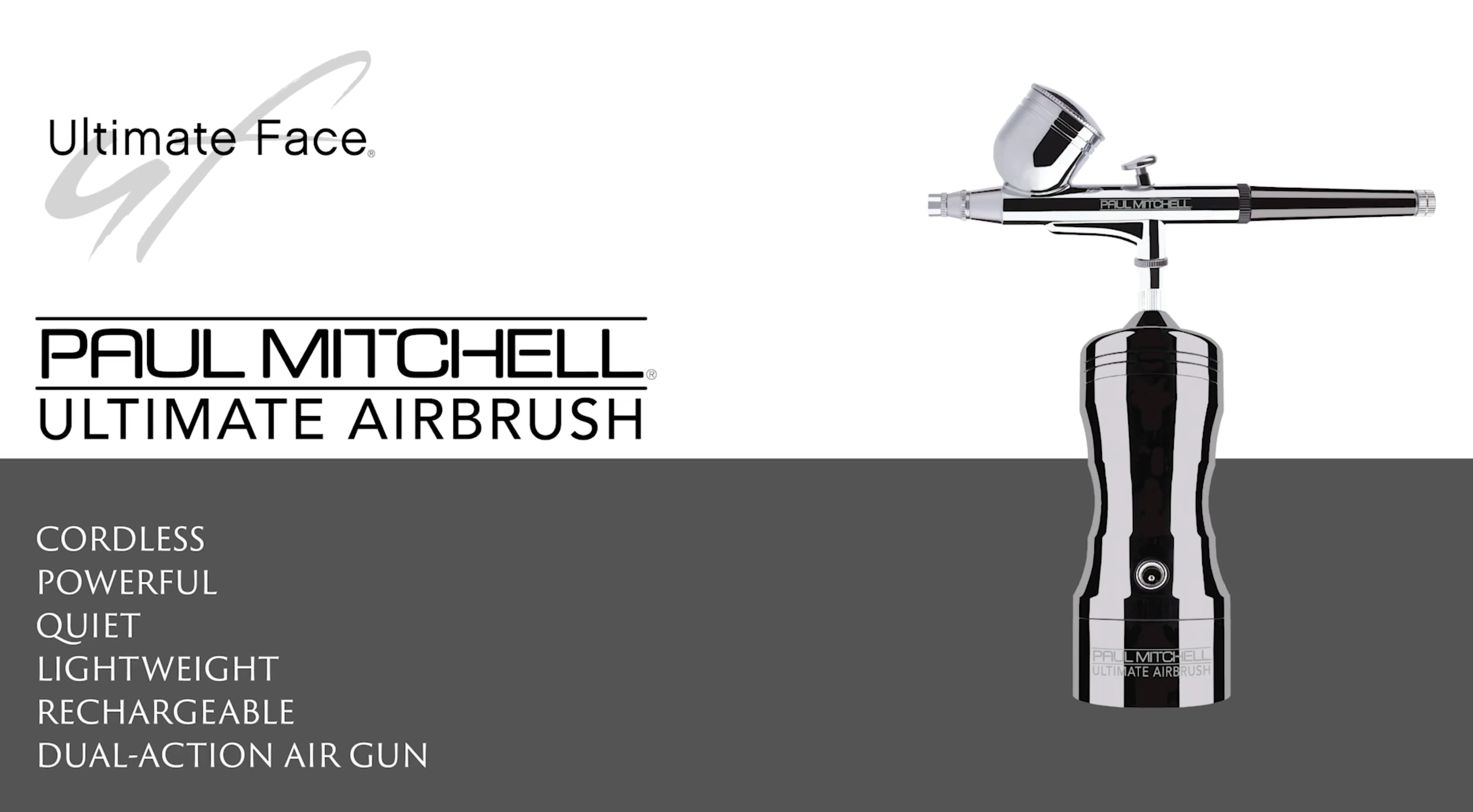Paul Mitchell Ultimate Airbrush Product Knowledge